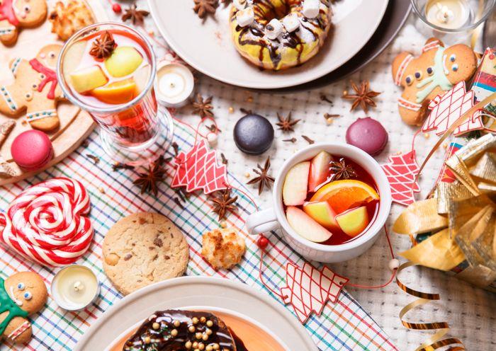 Dulces de Navidad y salud dental