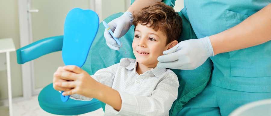 ¿Qué hacer si un niño pierde un diente?
